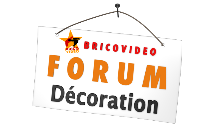 forum d coration conseils d co maison id es astuces am nagement d co. Black Bedroom Furniture Sets. Home Design Ideas