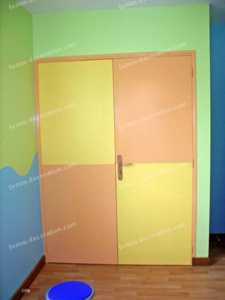 question travaux d coration conseils choix couleur peinture pour une chambre de b b. Black Bedroom Furniture Sets. Home Design Ideas