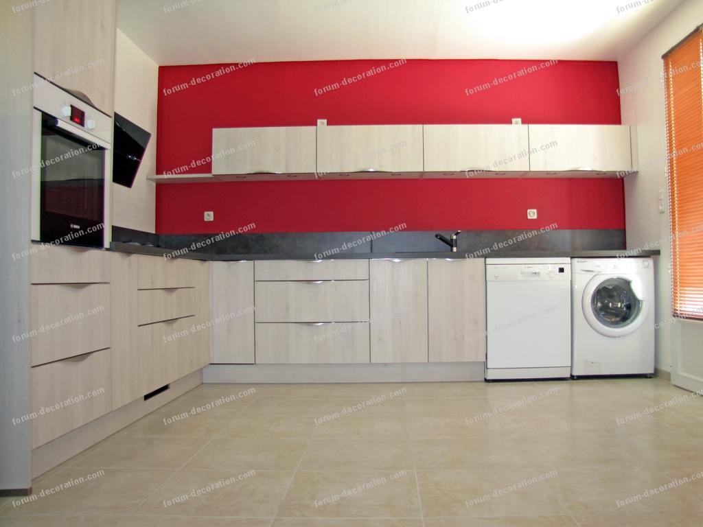 idée déco couleurs murs cuisine