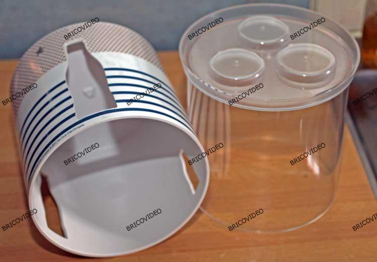 fabriquer une lampe déco avec des matériaux de récupération