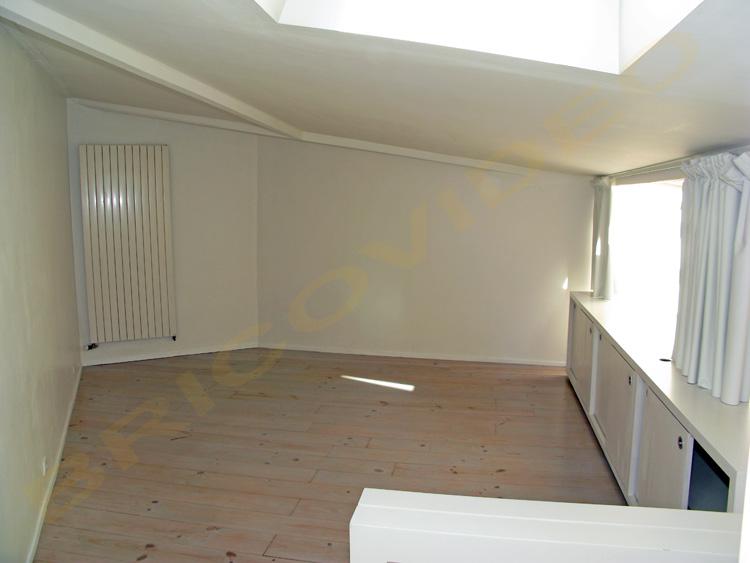 escalier mezzanine chambre loft