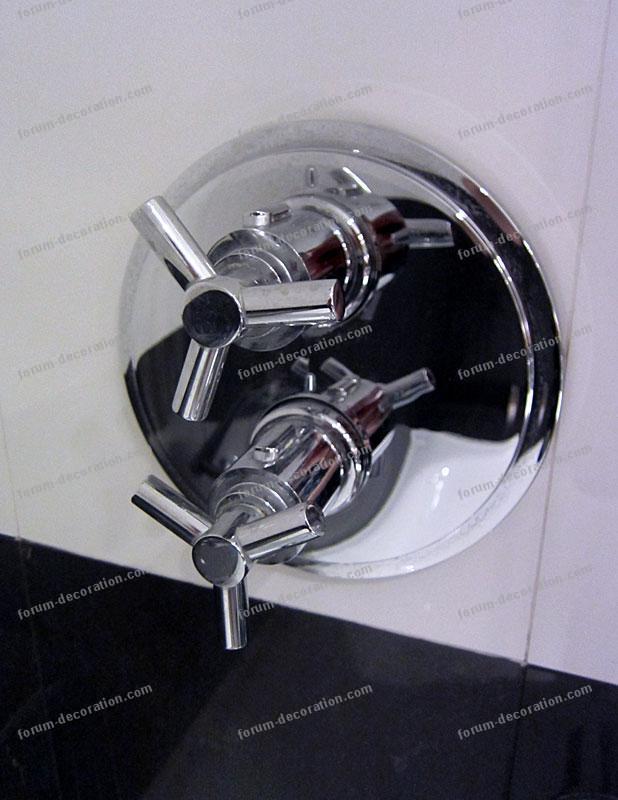 mitigeur douche salle de bains