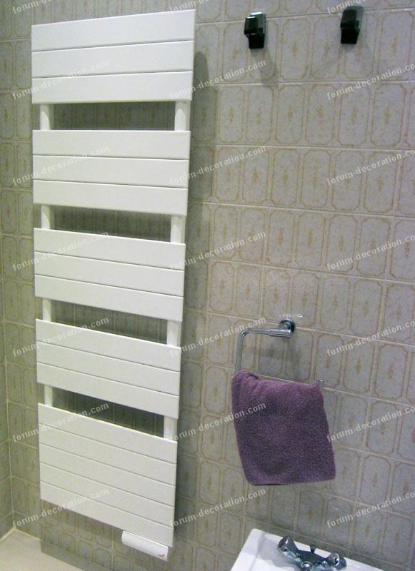 radiateur sèche serviettes