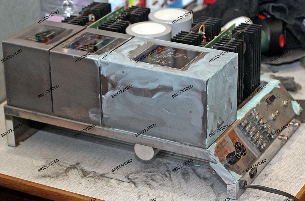 Réparation MC 2100