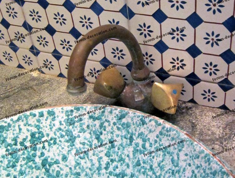 robinet vasque salle de bains