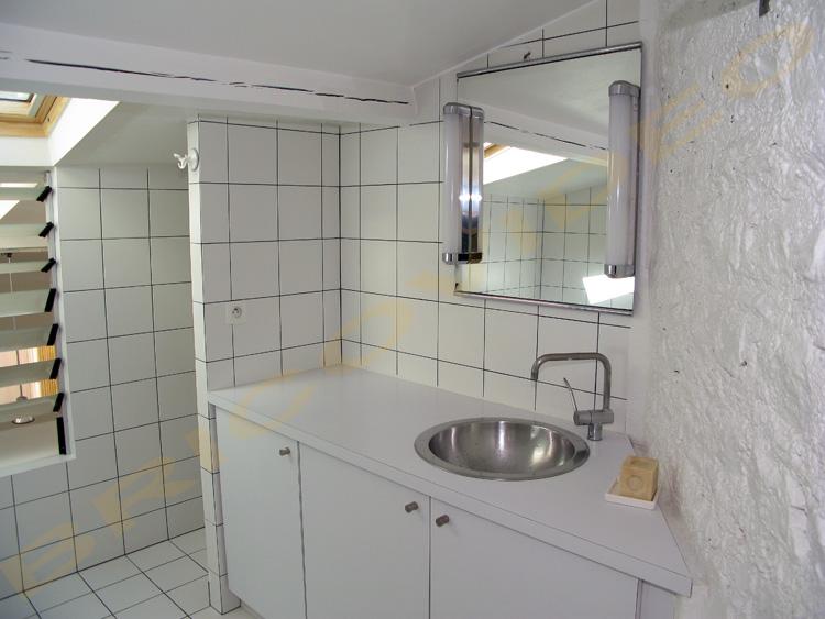 D coration visite loft paris galerie forum conseils d co for Deco carrelage salle de bain