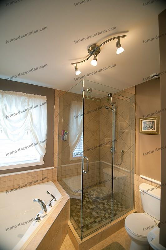 Galerie photos d coration salle de bains id es d co salle de bain pour les - Decoration salle de bain photos ...