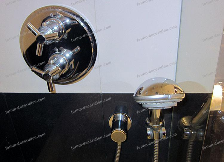 salle de bains robinetterie