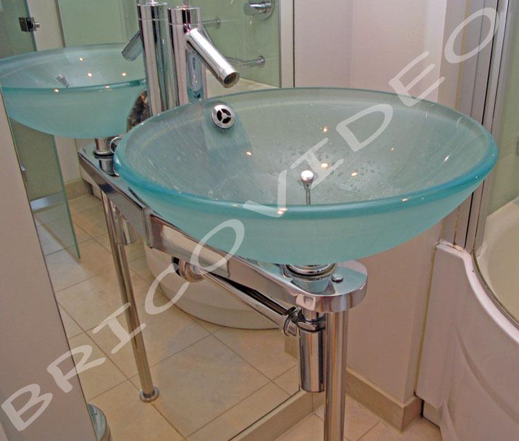 id es d coration bricolage mariage de couleurs nouvelle salle de bains. Black Bedroom Furniture Sets. Home Design Ideas